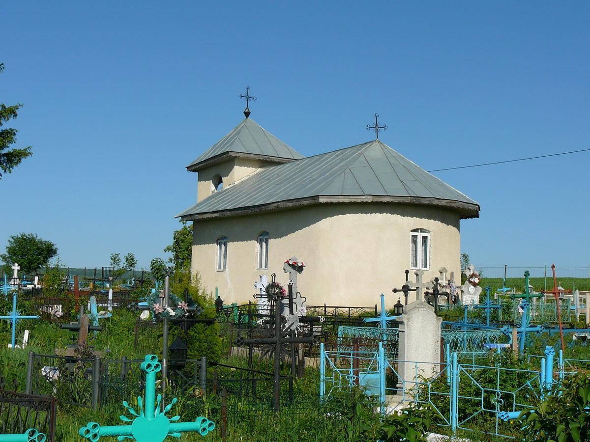 Capela cimitirului